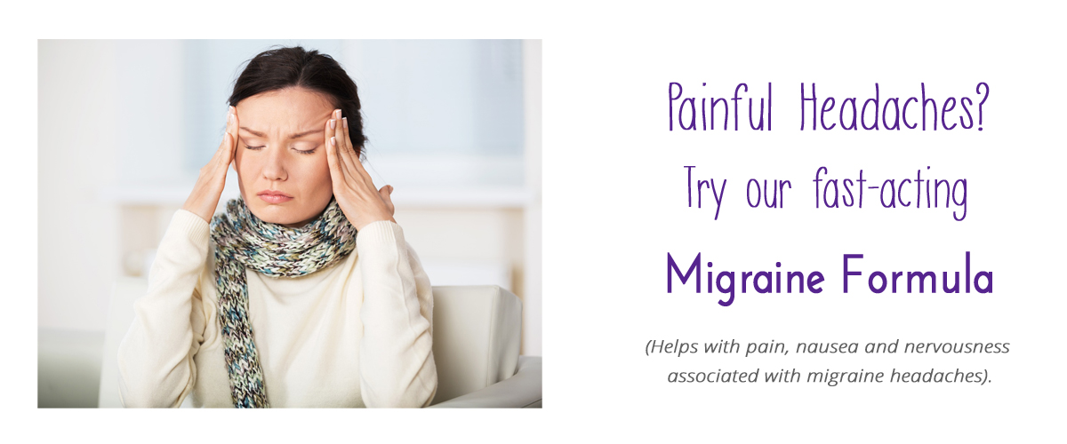 Migraine Herbal Formula