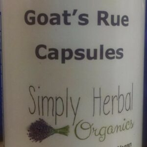 goat's rue commercial front cropped
