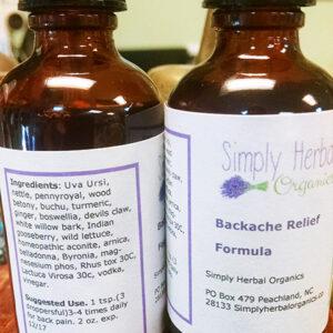 img Backache relief formula
